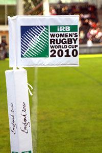 2010年、第6回女子ワールドカップにて