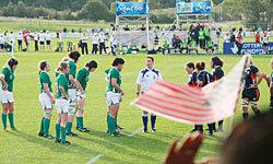USA vs アイルランド戦は、プール戦での雪辱をUSAが果たし、白熱した試合となった