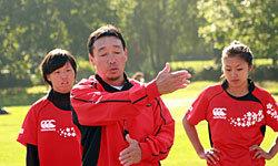 萩本ヘッドコーチ