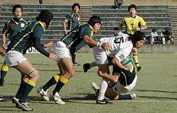 ドラゴンズ龍ヶ崎 7-29 名古屋ラグビークラブ