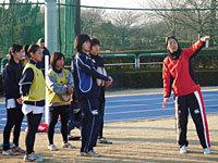 吉岡コーチ