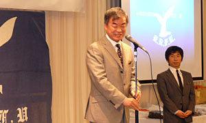 来賓の松沢 神奈川県知事