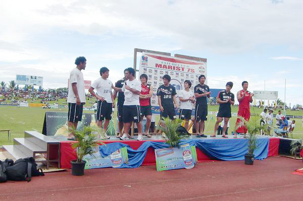 男子7人制日本選抜、フィジー遠征「マリストセブンズ」レポート