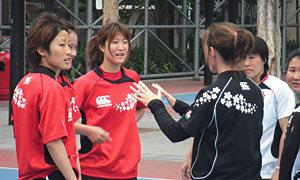 女子7人制日本代表「香港遠征」レポート