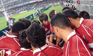 男子7人制日本代表「HSBCセブンズワールドシリーズ 香港大会」レポート