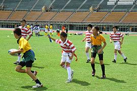 昨年の9月12日、富山県総合運動公園陸上競技場