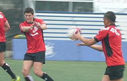 「HSBC アジア五カ国対抗 2011」日本代表遠征レポート