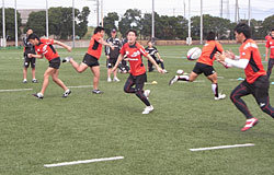 U20日本代表、第3次強化合宿レポート