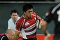 「HSBC アジア五カ国対抗 2011」日本代表 111-0 UAE代表