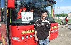 U20日本代表、グルジア遠征レポート