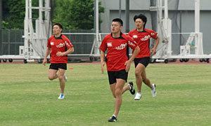 男子7人制日本代表直前合宿レポート
