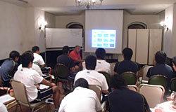 「アジアラグビージュニアチャンピオンシップ」U20日本代表直前合宿レポート