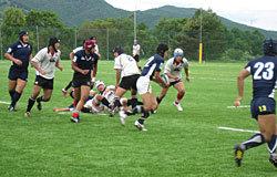 高校日本代表セレクション「トライリージョンズ(三地区対抗戦)」レポート
