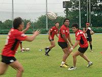 HSBCアジアセブンズシリーズ2011「ボルネオセブンズ」7人制日本選抜レポート
