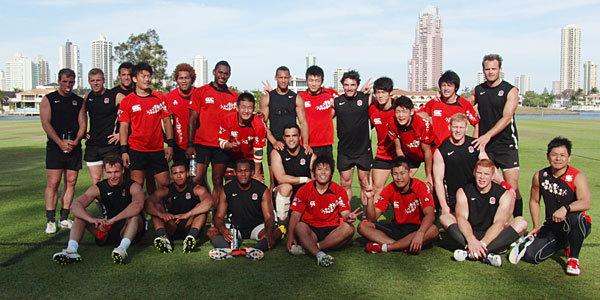「HSBCセブンズワールドシリーズ2011・オーストラリア大会」男子7人制日本代表レポート