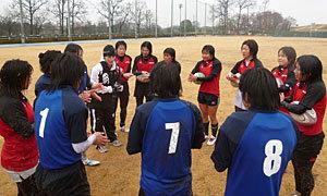 第10回「セブンズアカデミー(女子)」開催レポート