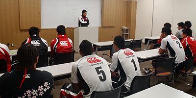 「HSBCセブンズワールドシリーズ2011・NZ大会」男子7人制日本代表ツアーレポート