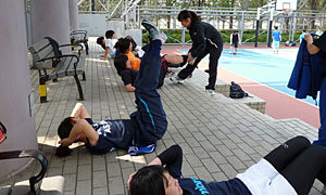 セブンズアカデミー(女子)香港遠征