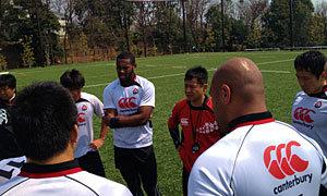 「HSBCセブンズワールドシリーズ 東京セブンズ2012」男子7人制日本代表レポート
