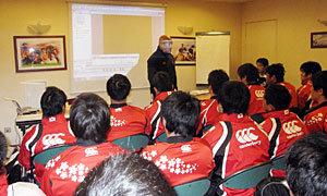 2011年度 高校日本代表「イタリア・フランス遠征」レポート