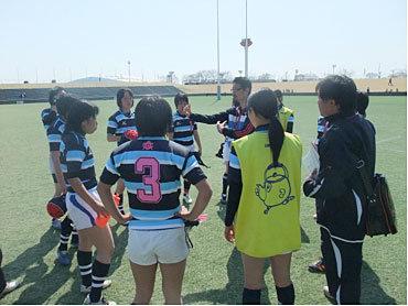 「第13回 全国高等学校選抜ラグビーフットボール大会」女子セブンズの部