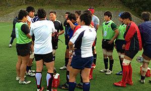 U20日本代表候補第5次セレクション合宿レポート
