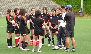 第14回「セブンズアカデミー(女子)」開催レポート