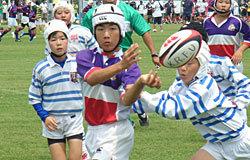 「第6回 関西ミニ・ラグビージャンボリー交流大会」