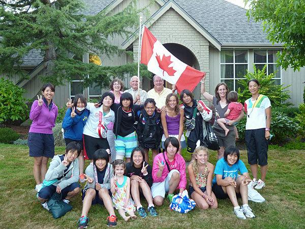 第15回「セブンズアカデミー(女子)」「カナダ遠征」レポート