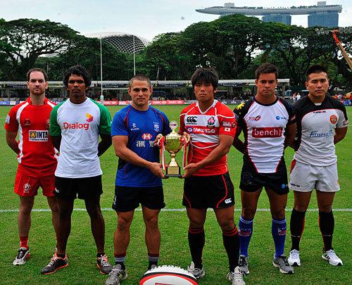 「ワールドカップ・セブンズ2013 アジア地区予選」シンガポール遠征レポート