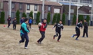 第11回「男子セブンズアカデミー」開催レポート