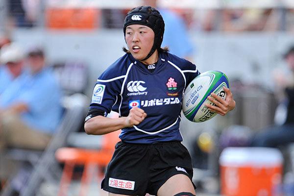 女子7人制日本代表「アメリカ遠征」