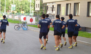第27回ユニバーシアード競技大会 ラグビー競技(7人制)男子日本代表直前合宿レポート
