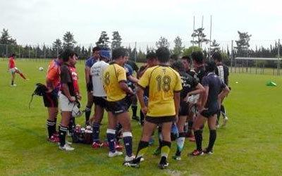 中国ブロックU17トレーニングキャンプ