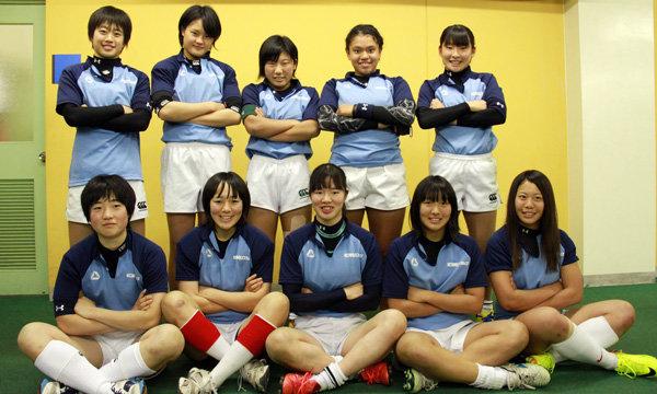U18花園女子セブンズ