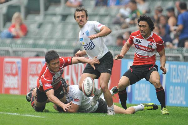 男子セブンズ日本代表「香港セブンズ」マッチレポート