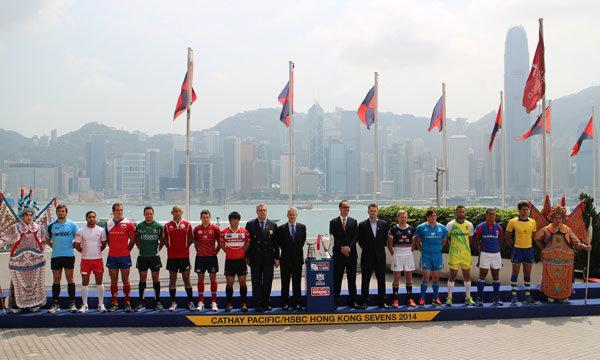 男子セブンズ日本代表香港遠征レポート