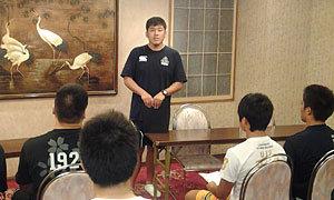 U17日本代表、国内直前合宿レポート