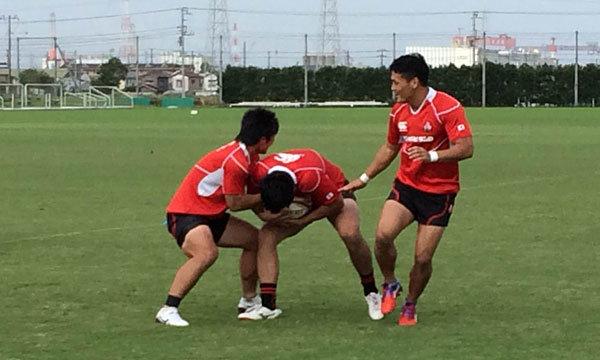 男子セブンズ日本代表「アジア大会」直前合宿レポート