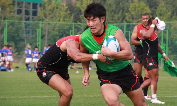 男子セブンズ日本代表 アジア大会遠征レポート